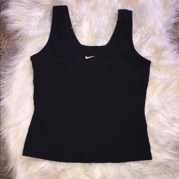 7f53fb86f3733 Vintage 90s Nike Crop Top